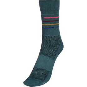 Sportful Vélodrome Socks Women, verde/Multicolor